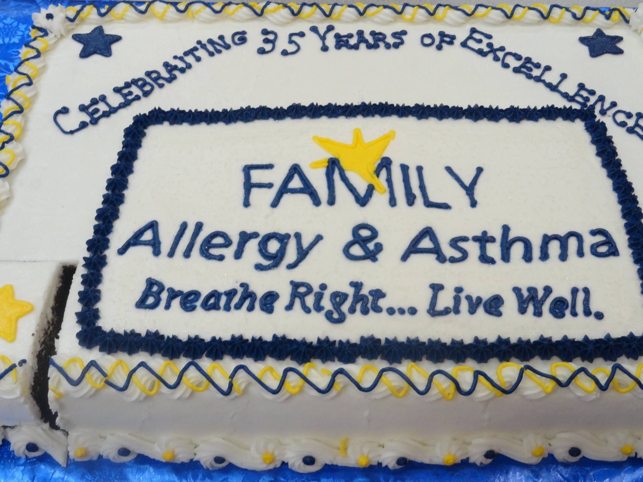 Celebrating 35 years of Excellence at Family Allergy & Asthma