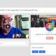 Screenshot of Google Hangout Webinar event page