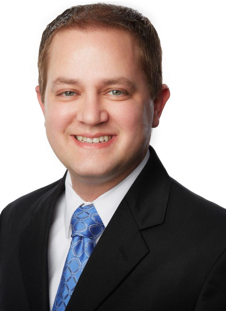 Nathan Richards, MD Headshot