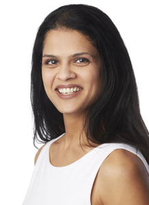 Priya Warrier, MD Headshot