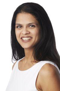Priya Warrier, MD Headshot
