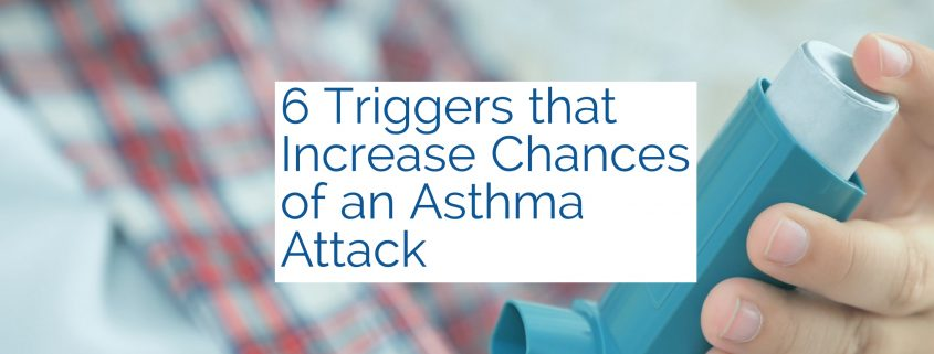 6 Asthma Triggers - Family Allergy and Asthma