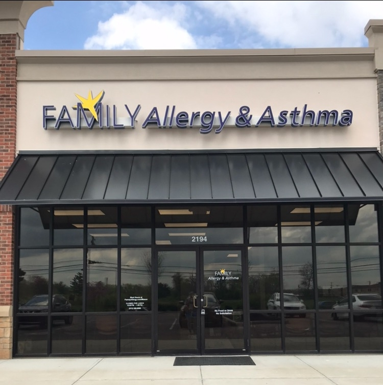 Family Allergy Office in Mason, OH