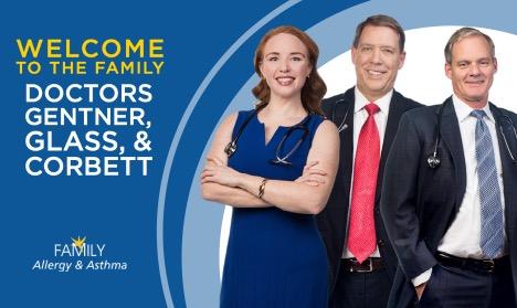 Welcome Corbett, Gentner, and Glass!
