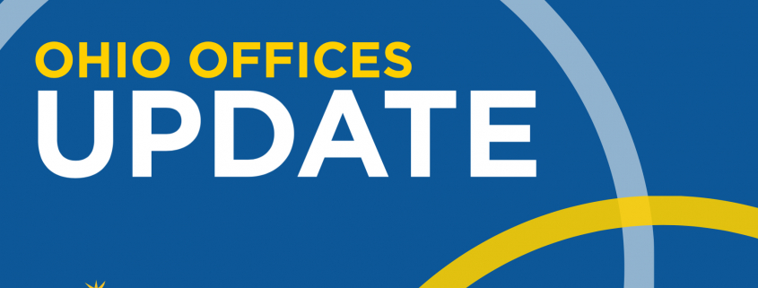 Ohio Office Update