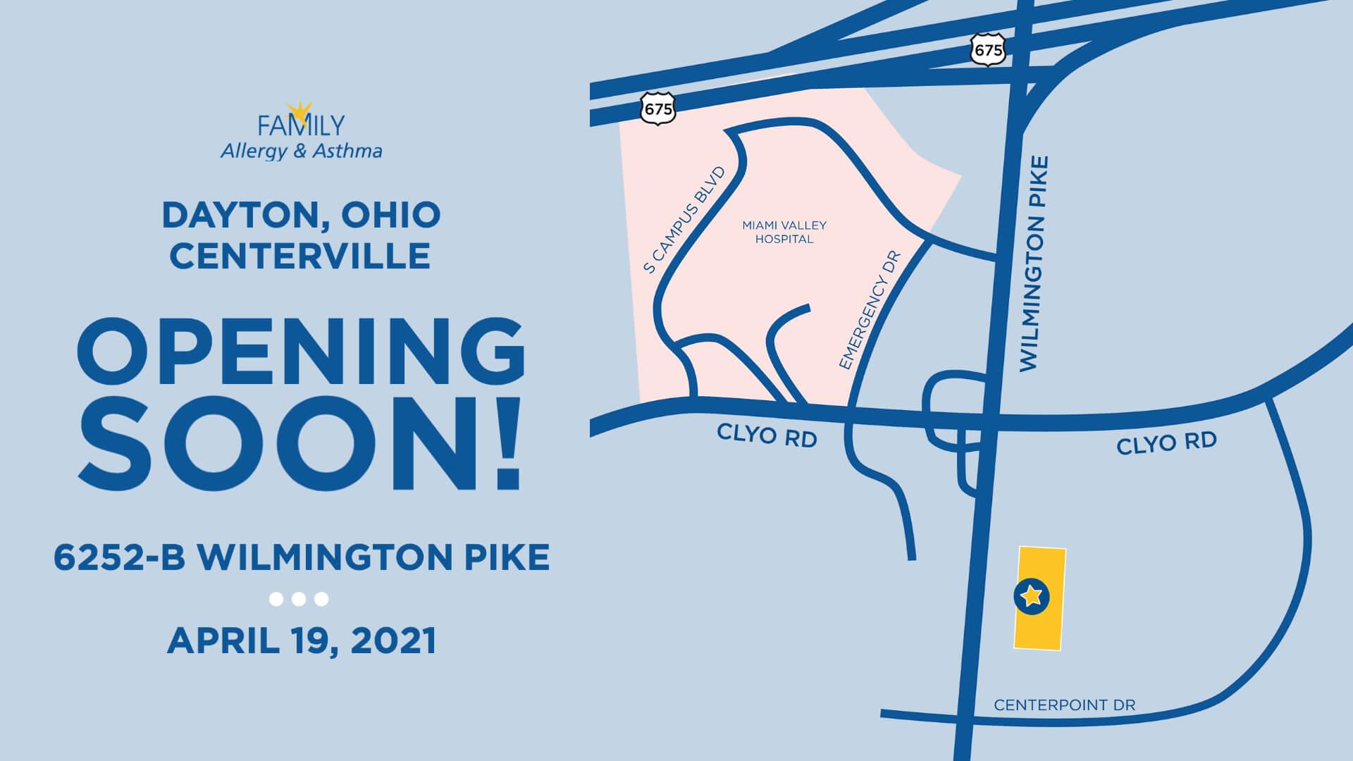 Dayton Opening