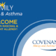 Welcome Covenant Allergy & Asthma!