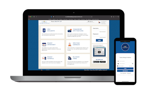FAA Patient Portal